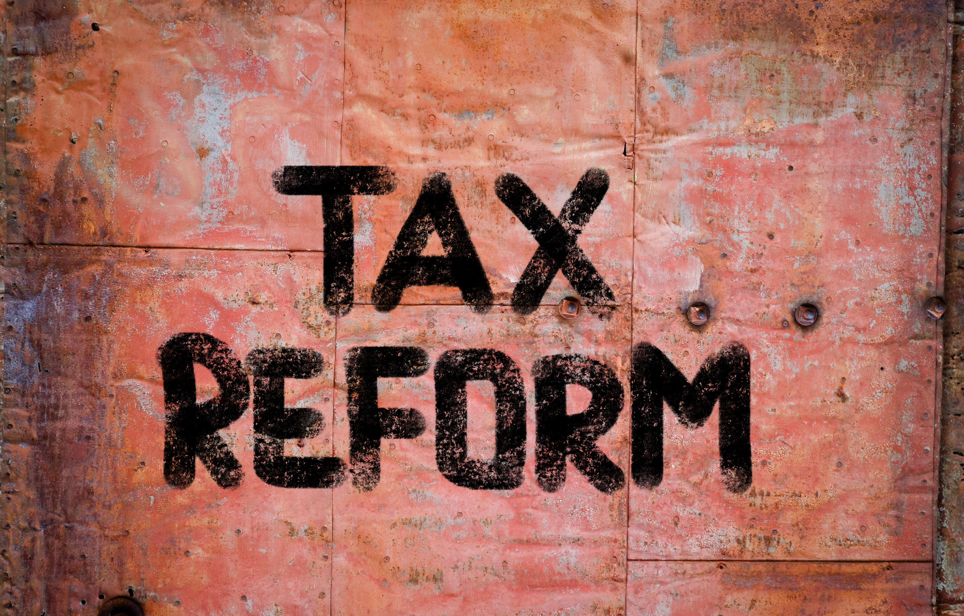 Where Are We With Tax Reform? (Business/Entrepreneur) by Nadine Riley